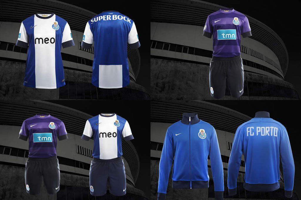 Equipamentos 2012-13 - FC Porto