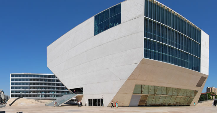 Casa da Música - Porto