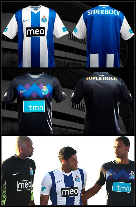 Equipamentos 2011-12 - FC Porto