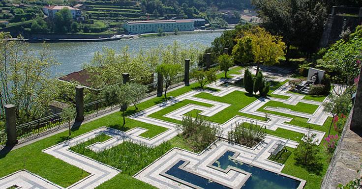 Jardins do Palácio de Cristal - Porto