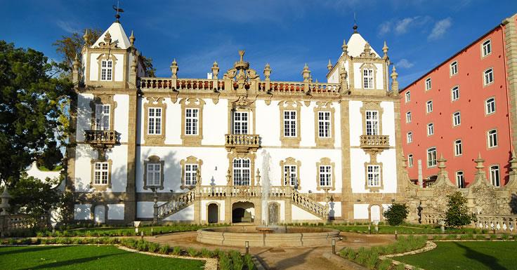 Palácio do Freixo - Porto