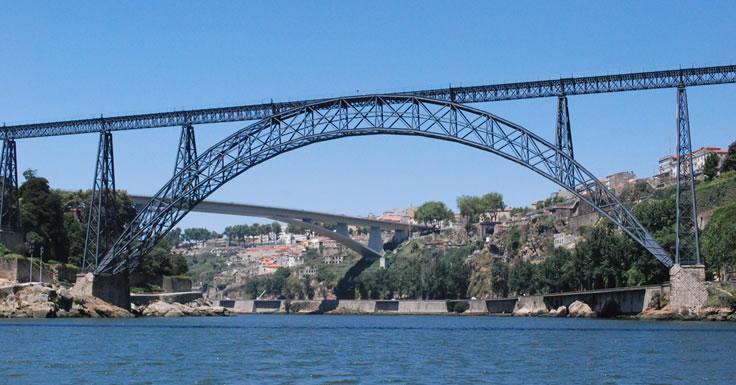 Ponte de D. Maria Pia - Porto