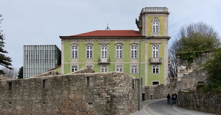 A Casa e o Jardim da Quinta da Prelada - Porto