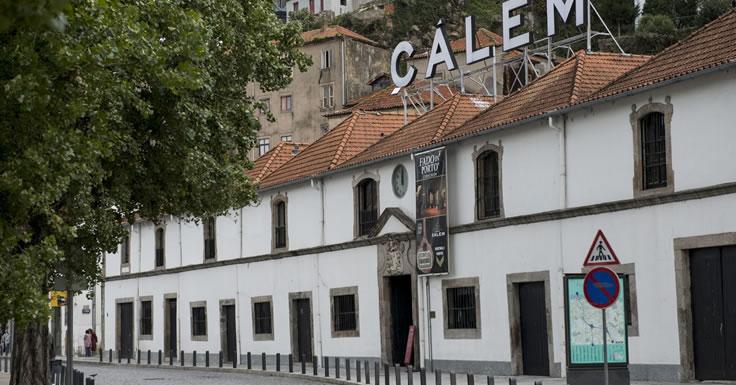 Caves Calém - Porto