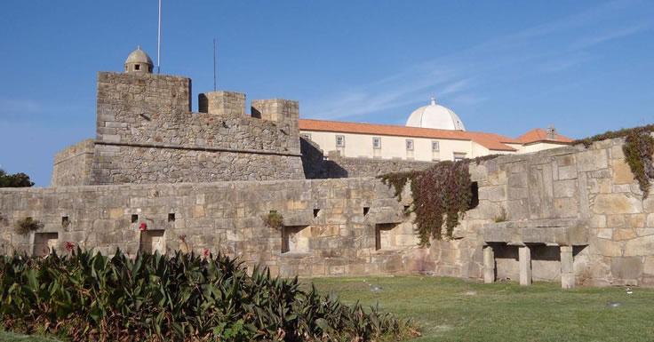 Fortaleza de São João Baptista da Foz