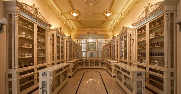 Museu da Farmácia no Porto