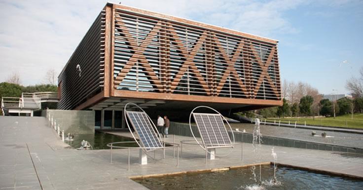 Pavilhão da Água - Porto