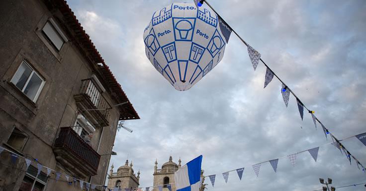"""""""tolerância zero"""" para quem lançar balões de S. João"""