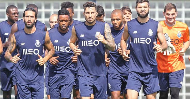 Vendas, reforços, renovações - FC Porto