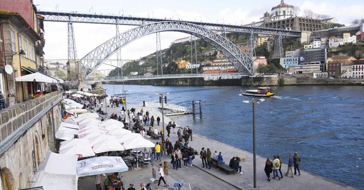 Porto - aumento de estrangeiros residentes