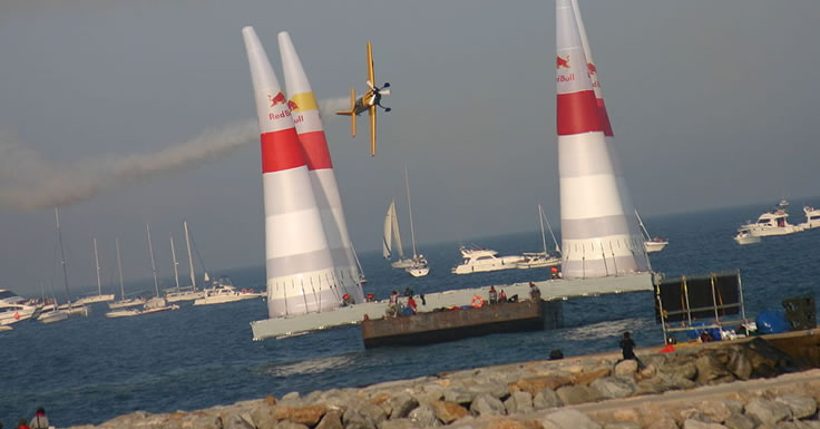 Red Bull Air Race 2017 no Porto