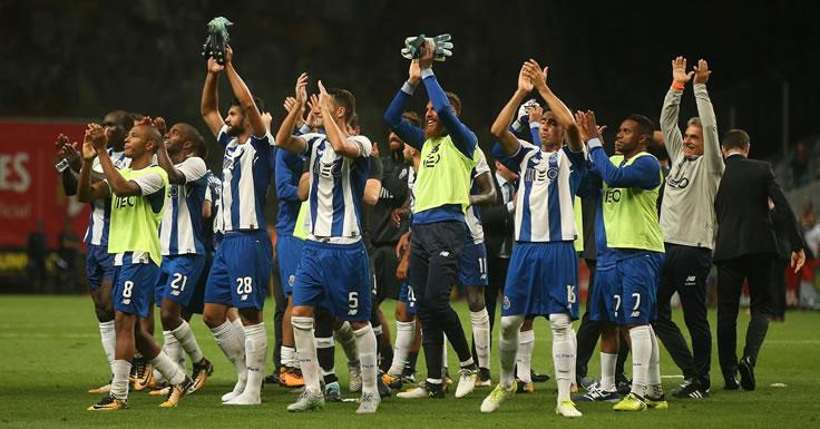 FC Porto - plantel - Liga dos Campeões