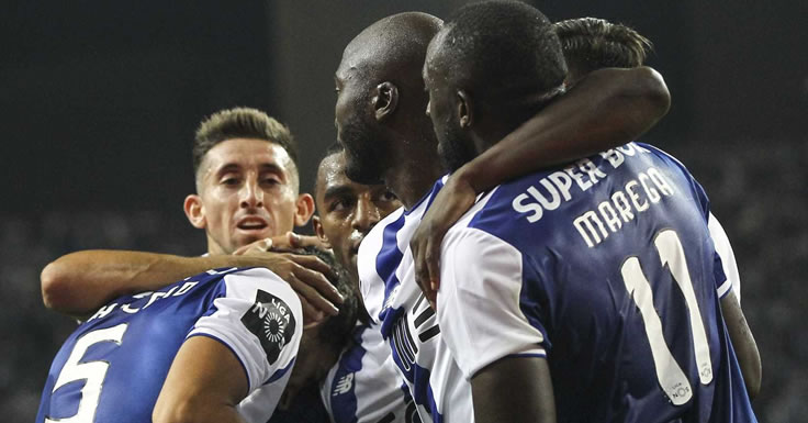 FC Porto recebeu e goleou