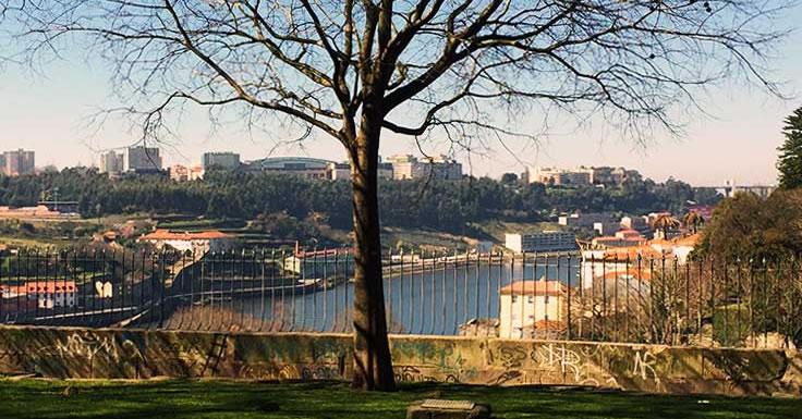 Miradouro das Virtudes - Porto