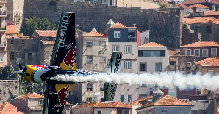 Porto - Red Bull Air Race