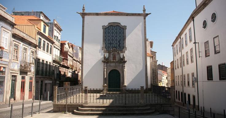 Capela dos Alfaiates - Porto