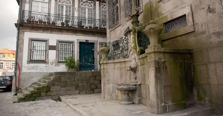 Chafariz do Anjo - Porto