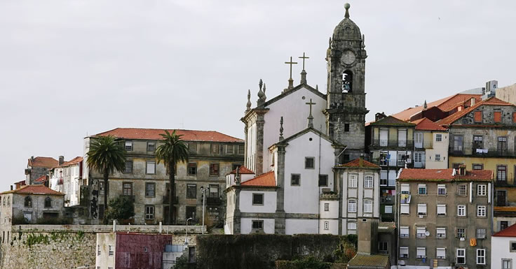 Igreja de Nossa Senhora da Vitória - Porto