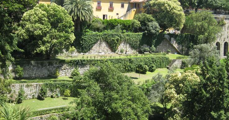 Parque das Virtudes - Porto