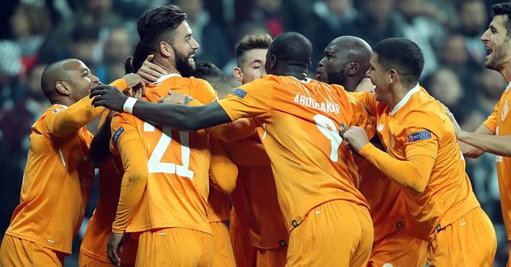 Besiktas-FC Porto - Liga dos Campeões
