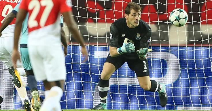 Iker Casillas - equipa de luxo