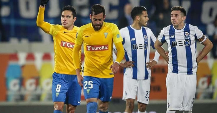 Estoril - FC Porto - Liga