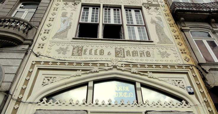 Livraria Lello celebra 112 anos