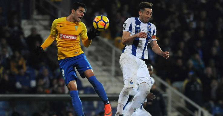 Estoril-FC Porto 2.ª parte