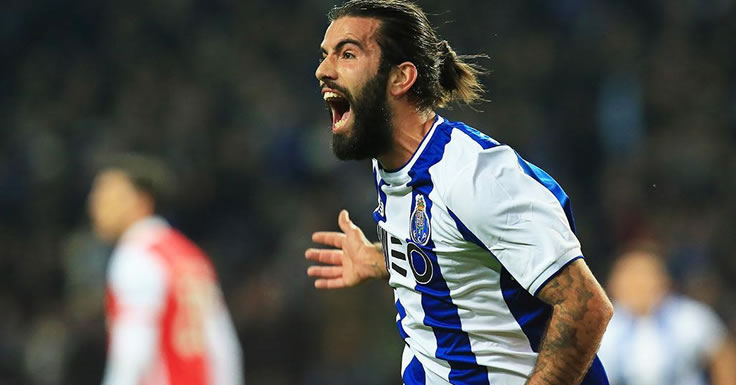 FC Porto - Sérgio Oliveira