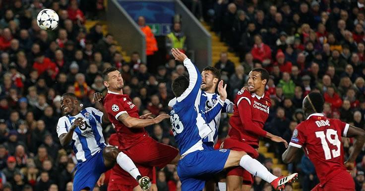 Liverpool - FC Porto - Liga dos Campeões