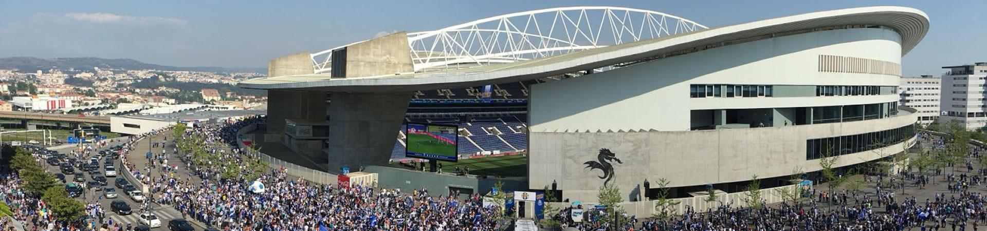 Instalações do FC Porto