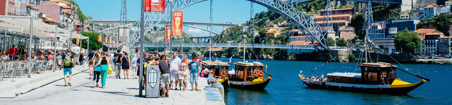 visitar no Porto