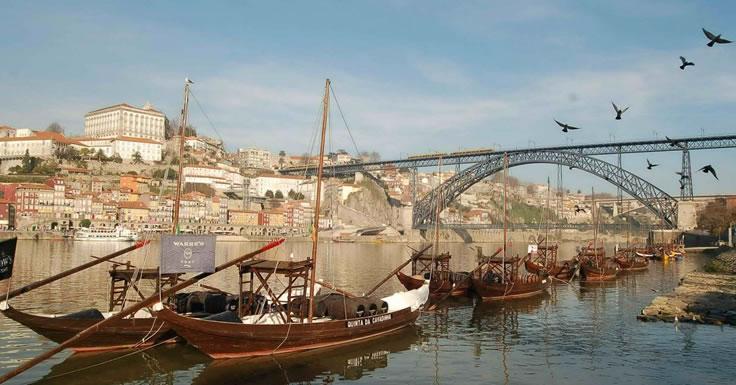 Porto na rota do enoturismo