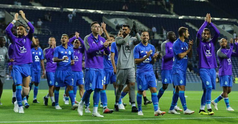 FC Porto - dragão - plantel