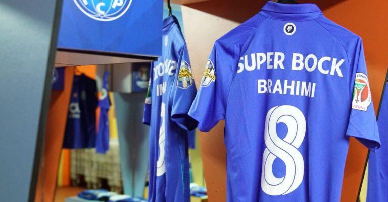 Yacine Brahimi - FC Porto