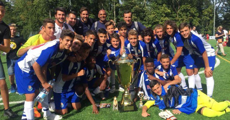 FC Porto (sub-15) conquistou a Allianz Cup