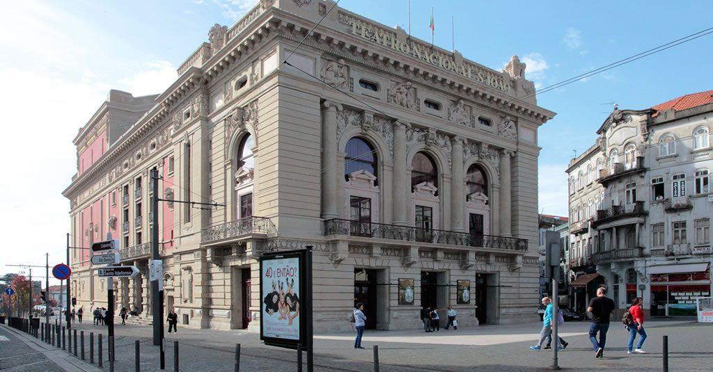Teatro Nacional São João - Porto