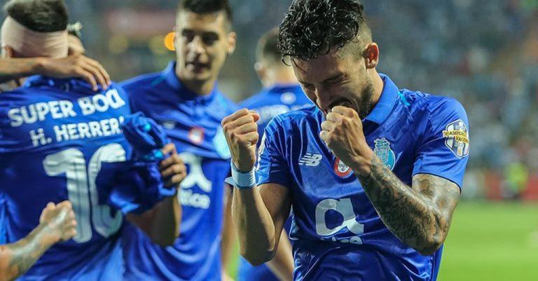Alex Telles: - FC Porto