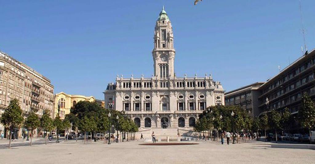 Edifício Paços do Concelho - Porto