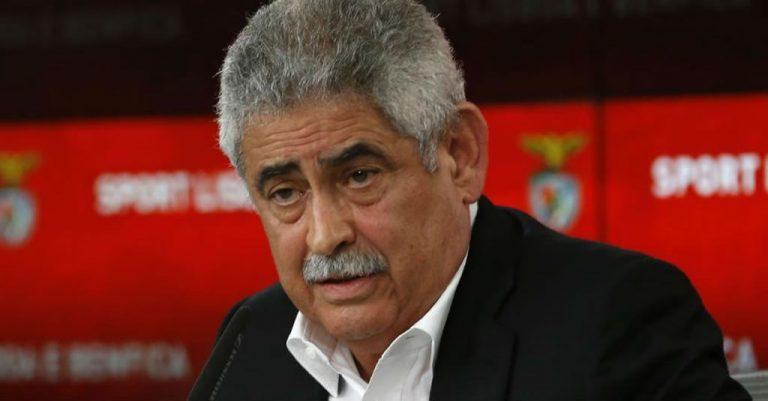Luís Filipe Vieira - Benfica - E-Toupeira- Caso do emails