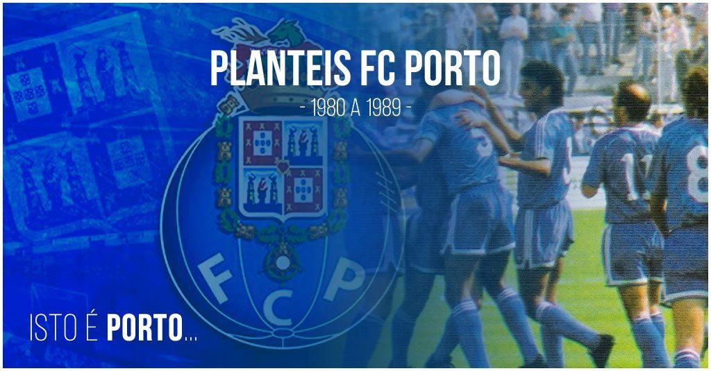FC Porto - Plantéis de 1980 a 1989