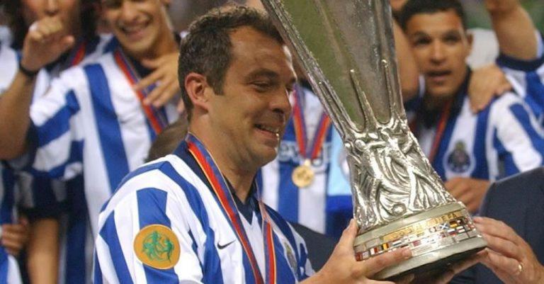 UEFA e FC Porto assinalam aniversário de Jorge Costa