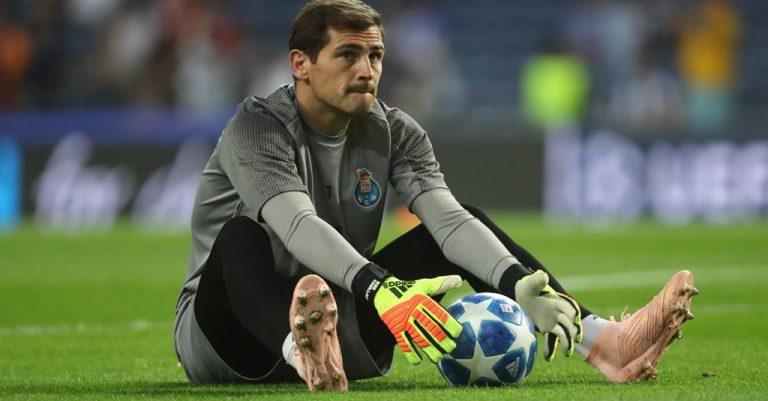 San Iker - Iker Casillas