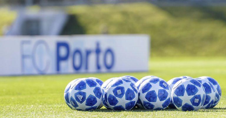 Liga dos Campeões - FC Porto e Roma - top 10 da UEFA - tecnologia VAR