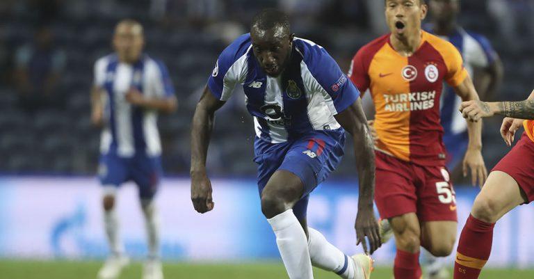 FC Porto-Galatasaray - Liga dos Campeões