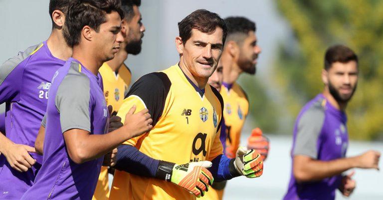 FC Porto - preparar a deslocação