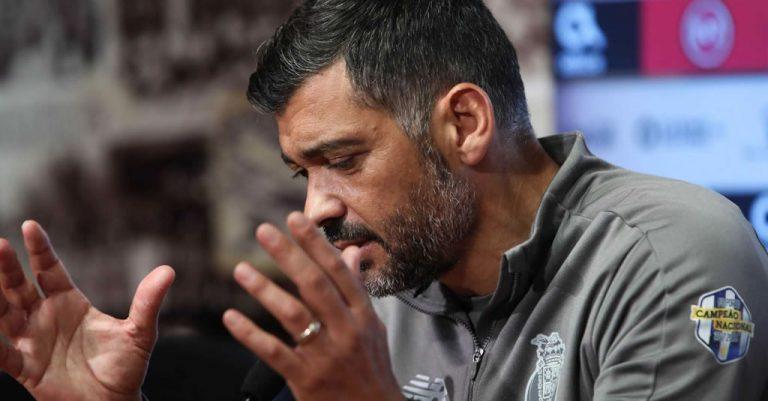 """Taça de Portugal: """"Entrar com o símbolo do FC Porto não chega para vencer"""""""