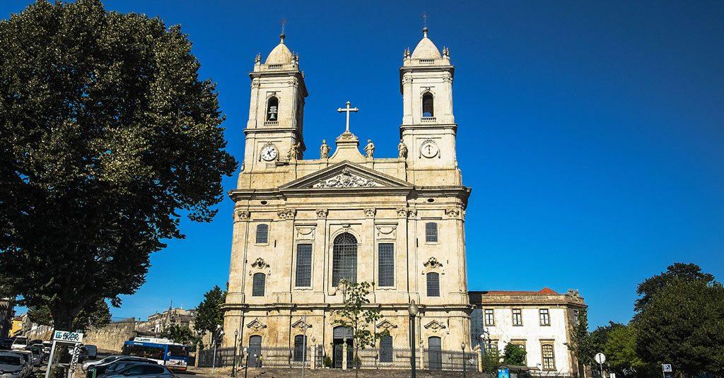 Igreja da Lapa - Porto