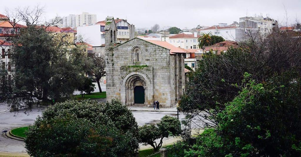 Igreja Românica de Cedofeita - Porto
