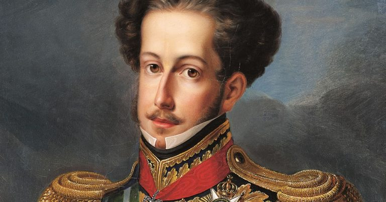 Rei D. Pedro IV de Portugal
